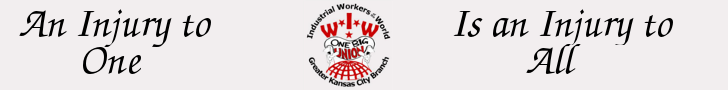 Greater Kansas City Industrial Workers of the World